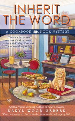 Inherit the Word (Cookbook Nook Mystery #2) Cover Image