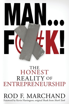 Cover for Man...F@#K!