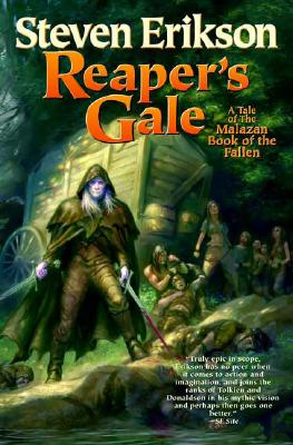 Reaper's Gale Cover