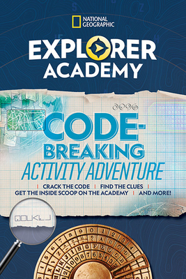 Explorer Academy Codebreaking Activity Adventure Cover Image