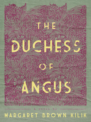 The Duchess of Angus Cover Image