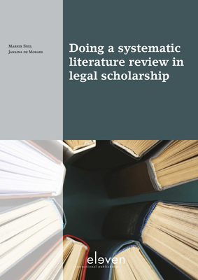 Doing a systematic literature review in legal scholarship Cover Image
