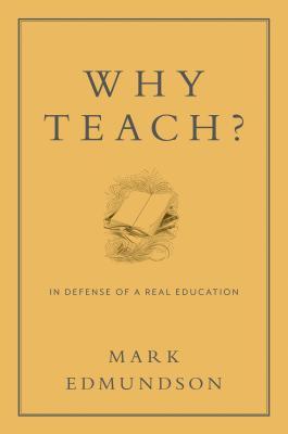 Why Teach? Cover