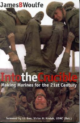 Into the Crucible Cover