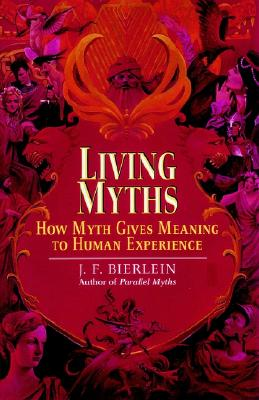 Living Myths Cover