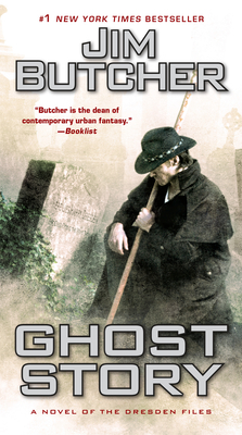 Ghost Story (Dresden Files #13) Cover Image