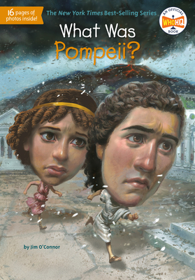 What Was Pompeii? Cover Image
