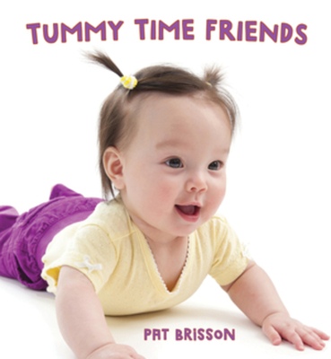 Tummy Time Friends Cover Image