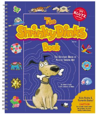 The Shrinky Dinks Book Cover Image