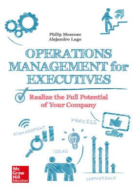 Operations Management for Executives. Cover Image
