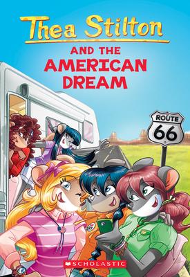 The American Dream (Thea Stilton #33) Cover Image