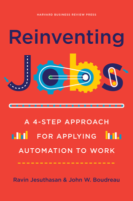 Cover for Reinventing Jobs