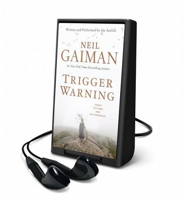 Trigger Warning: Short Fictions and Disturbances Cover Image