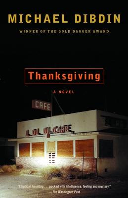 Thanksgiving (Paperback)Michael Dibdin