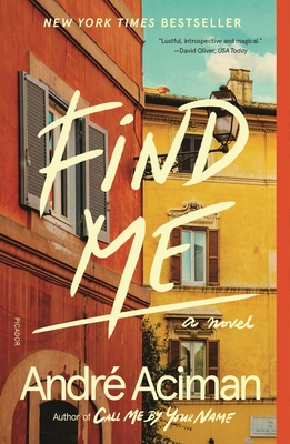 Find Me: A Novel cover