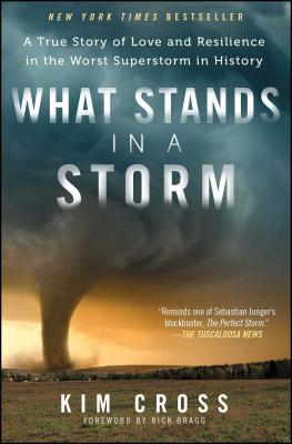 What Stands in a Storm: A True Story of Love and Resilience in the Worst Superstorm in History Cover Image