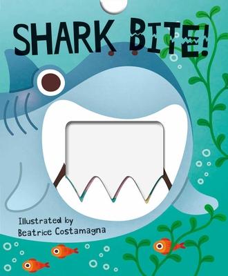 Shark Bite! (Crunchy Board Books) Cover Image