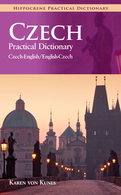 Czech-English/English-Czech Practical Dictionary (Hippocrene Practical Dictionary) Cover Image