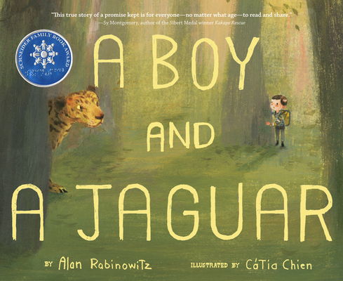 A Boy and a Jaguar Cover Image