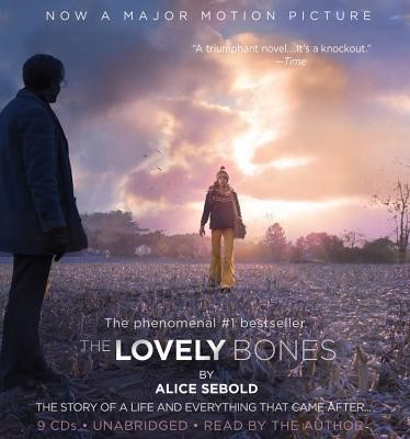The Lovely Bones [With Earbuds] (Playaway Children) Cover Image