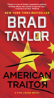 American Traitor: A Novel (Pike Logan #15) Cover Image