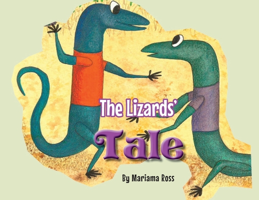 The Lizards' Tale Cover Image
