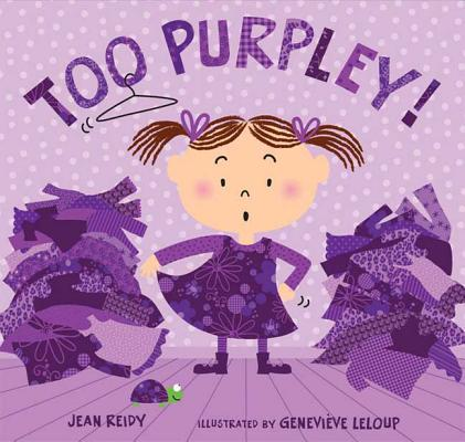 Too Purpley! Cover