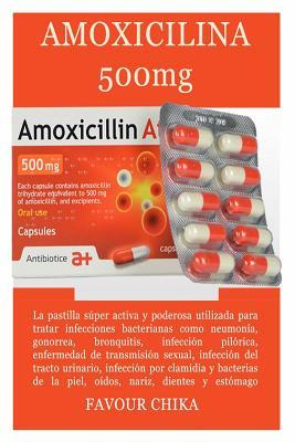 Amoxicilina 500mg: La Gu Cover Image