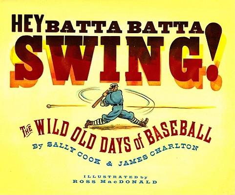 Hey Batta Batta Swing! Cover
