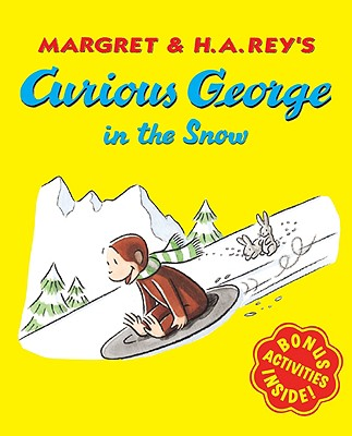 Curious George in the Snow Cover Image
