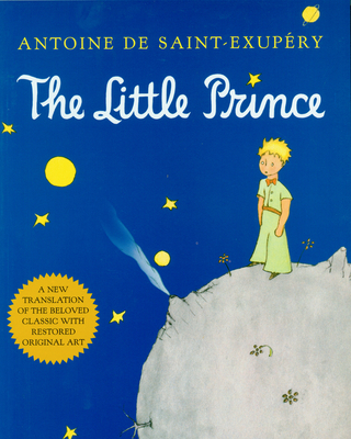 The Little Prince: Paperback Picturebook Cover Image
