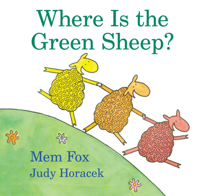 Where Is the Green Sheep? Cover Image