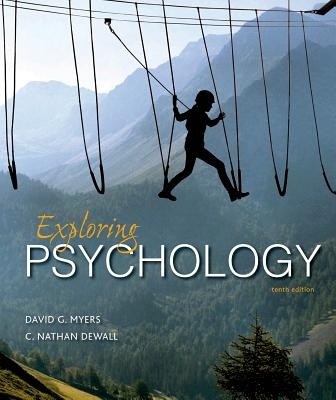 Exploring Psychology Cover Image