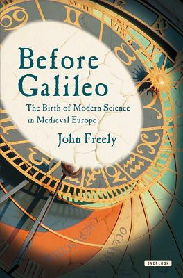 Before Galileo Cover