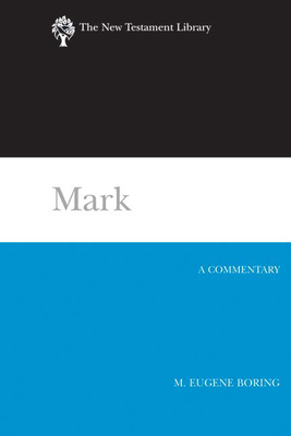 Mark (Ntl) (New Testament Library) Cover Image