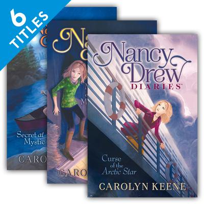 Nancy Drew Diaries (Set) Cover Image
