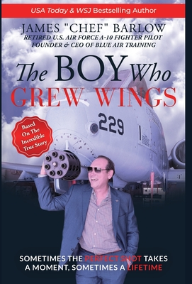 The Boy Who Grew Wings Cover Image