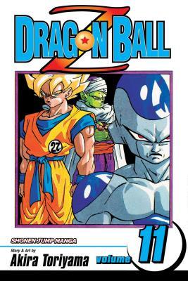 Dragon Ball Z, Vol. 11 cover image