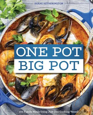 Cover for One Pot Big Pot Family Meals