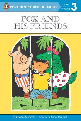 Fox and His Friends (Penguin Young Readers, Level 3) Cover Image