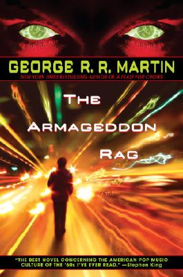 The Armageddon Rag Cover