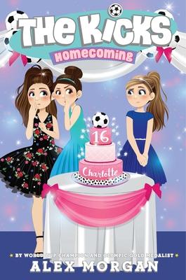Homecoming (The Kicks) Cover Image