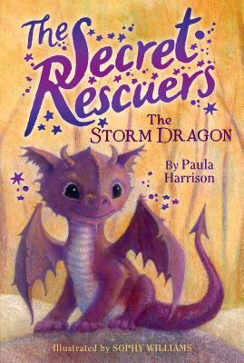The Storm Dragon (The Secret Rescuers #1) Cover Image