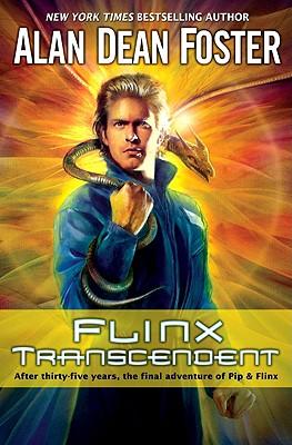 Flinx Transcendent: A Pip & Flinx Adventure Cover Image