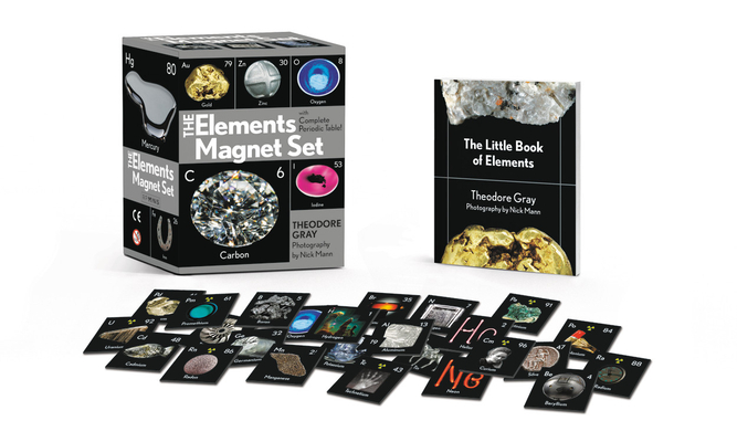 The Elements Magnet Set: With Complete Periodic Table! (RP Minis) Cover Image