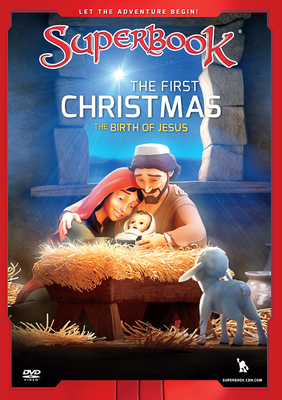 The First Christmas: The Birth of Jesus Cover Image