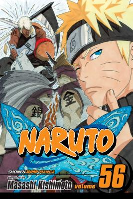 Naruto, Vol. 56 cover image