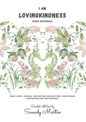 I am LovingKindness Journal: For Kids Cover Image