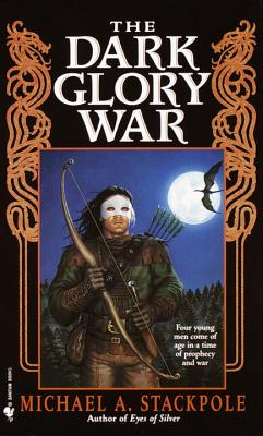 The Dark Glory War Cover