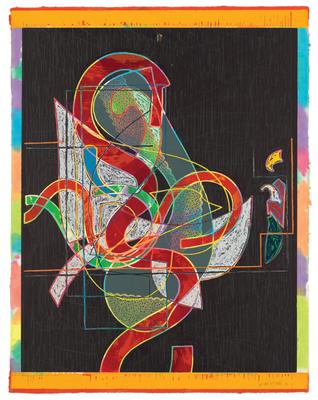 Frank Stella: Prints: A Catalogue Raisonné Cover Image